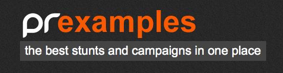 PR Examples Website
